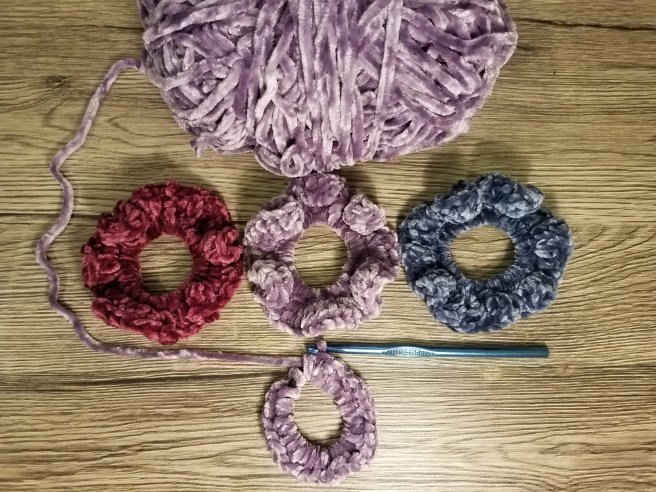 how to make a scrunchie youtube